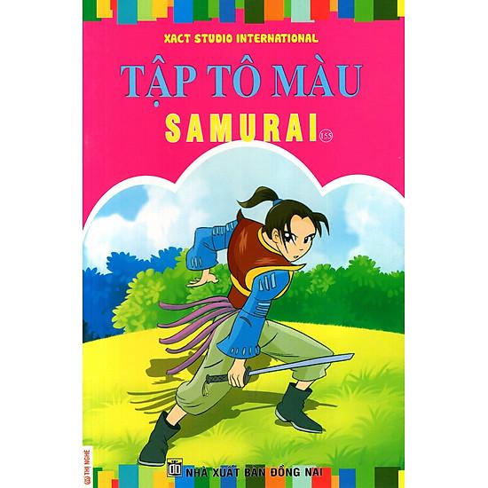 Tập Tô Màu – Tập 155: Samurai