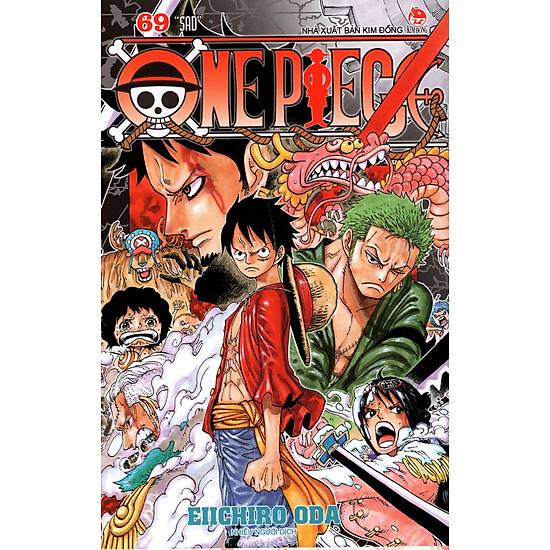 One Piece - Tập 69