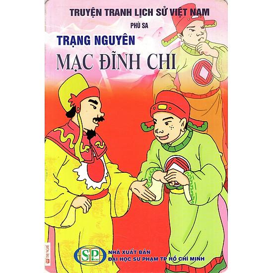Truyện Tranh Lịch Sử Việt Nam – Trạng Nguyên Mạc Đĩnh Chi
