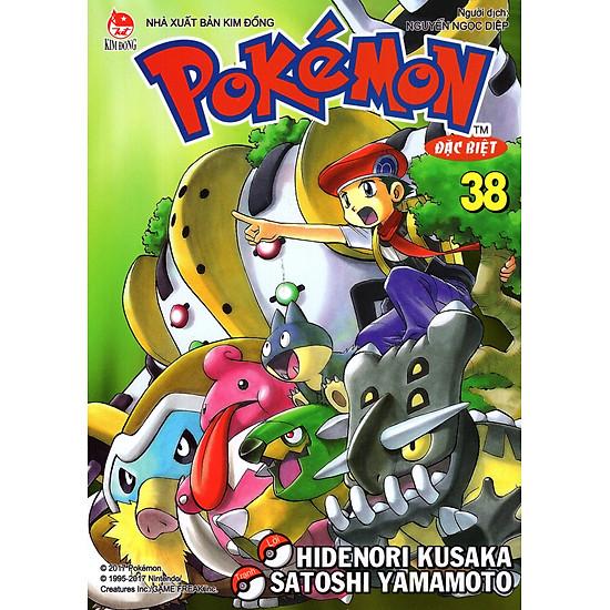 Pokemon Đặc Biệt – Tập 38