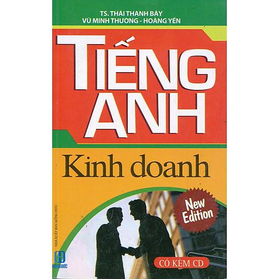 Tiếng Anh Kinh Doanh (Kèm CD) - Sách Bỏ Túi