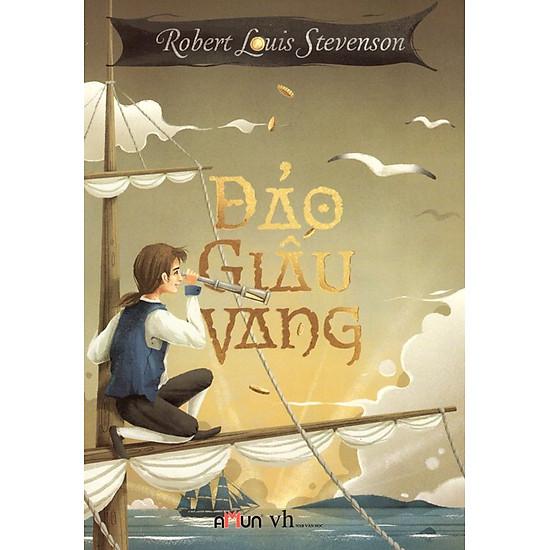 Hình ảnh download sách Đảo Giấu Vàng (Đinh Tị)