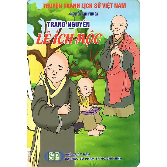 Truyện Tranh Lịch Sử Việt Nam – Trạng Nguyên Lê Ích Mộc