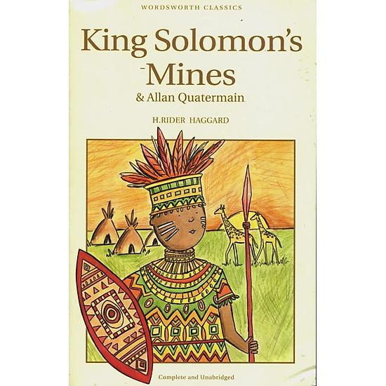 [Download sách] King Solomon's Mines & Allan Quatermain