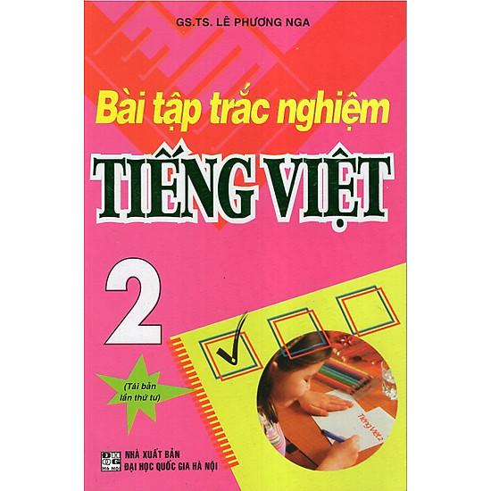 Bài Tập Trắc Nghiệm Tiếng Việt 2