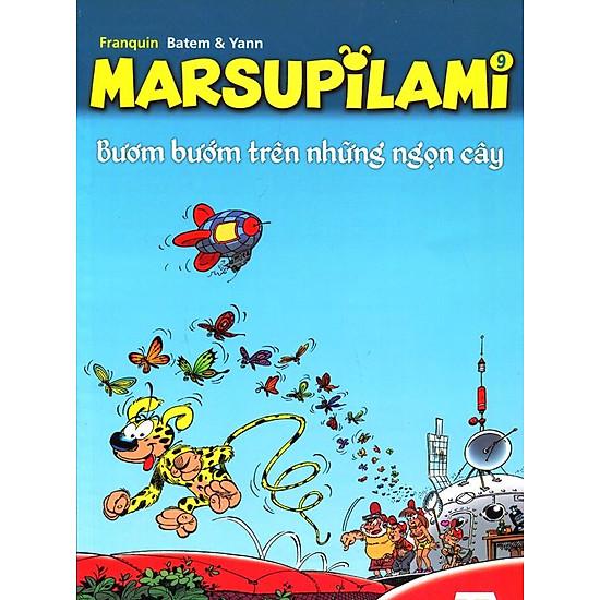 Marsupilami (Tập 9) - Bươm Bướm Trên Những Ngọn Cây