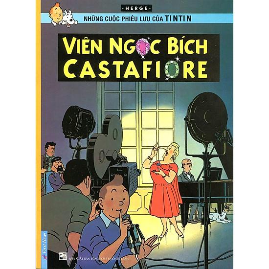 Những Cuộc Phiêu Lưu Của Tintin – Viên Ngọc Bích Castafiore