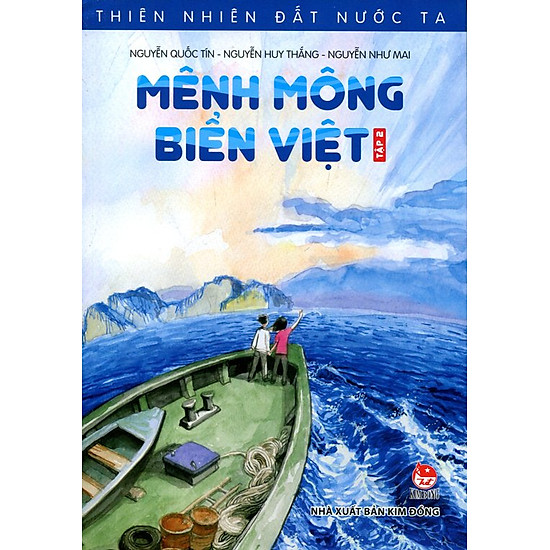 [Download Sách] Thiên Nhiên Đất Nước Ta - Mênh Mông Biển Việt (Tập 2)