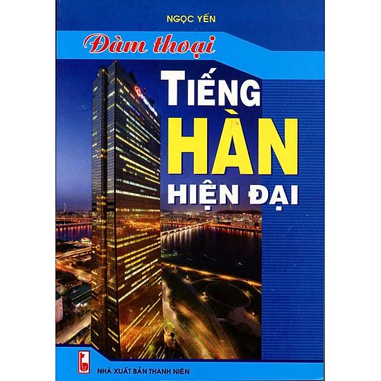Đàm Thoại Tiếng Hàn Hiện Đại (Kèm CD) - EBOOK/PDF/PRC/EPUB