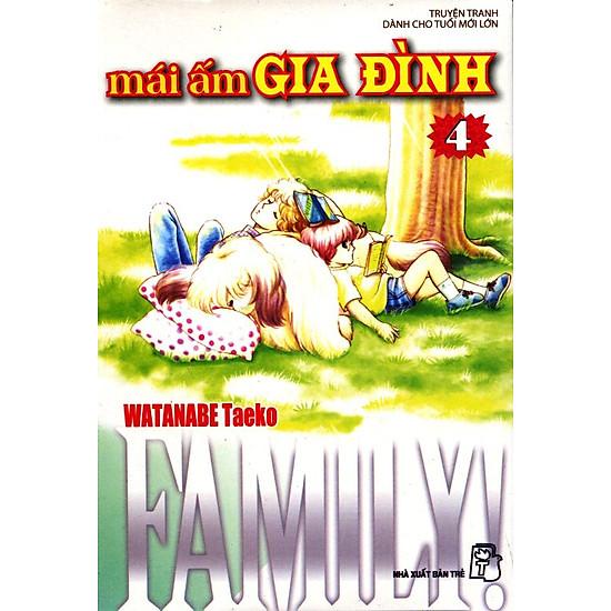 Download sách Mái Ấm Gia Đình (Tập 4)