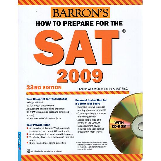 Barron′s SAT 23rd Edition (Tái Bản)