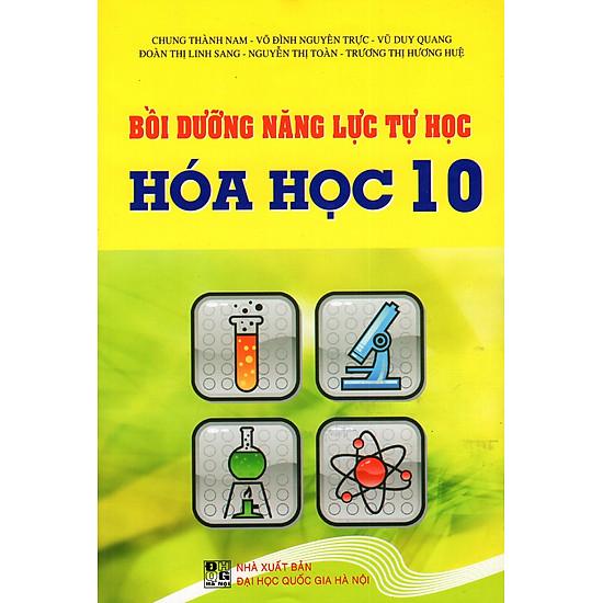 Bồi Dưỡng Năng Lực Tự Học Hóa Học Lớp 10