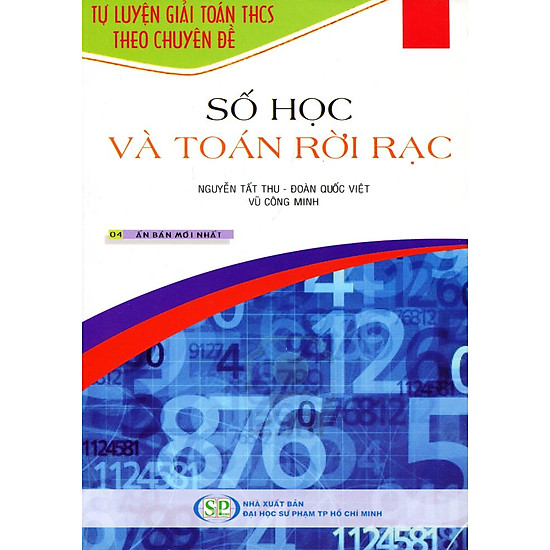 Hình ảnh download sách Số Học Và Toán Học Rời Rạc