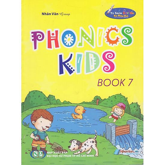 Phonics Kids (Tập 7)