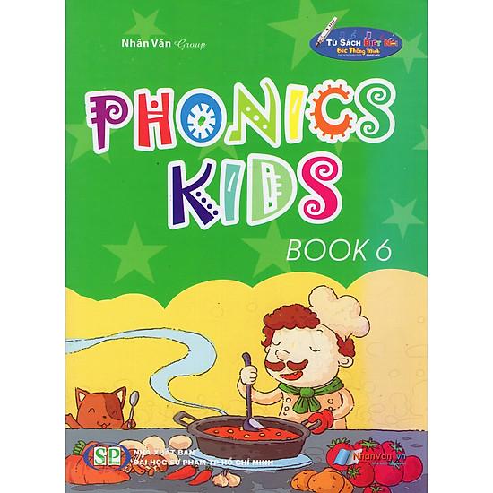 Phonics Kids (Tập 6)