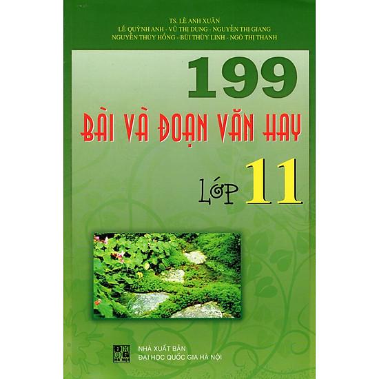 199 Bài Và Đoạn Văn Hay Lớp 11