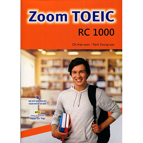 Download sách Zoom TOEIC RC 1000
