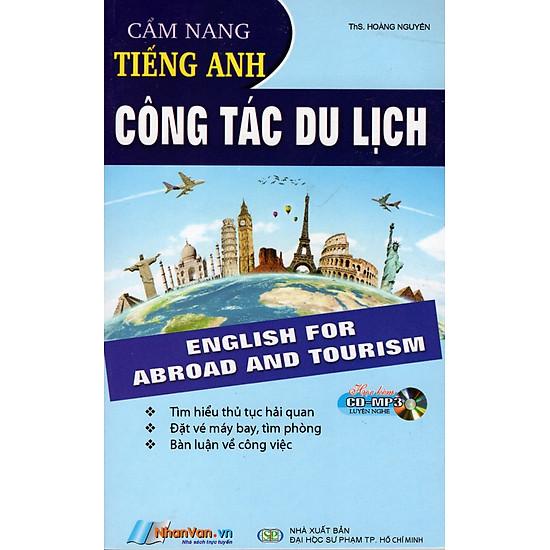 [Download sách] Cẩm Nang Tiếng Anh Công Tác Du Lịch (Sách Bỏ Túi) - Kèm CD