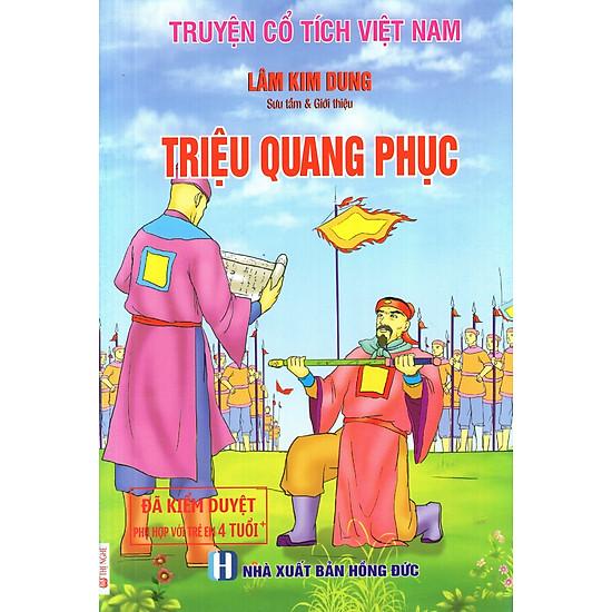 Truyện Cổ Tích Việt Nam – Triệu Quang Phục