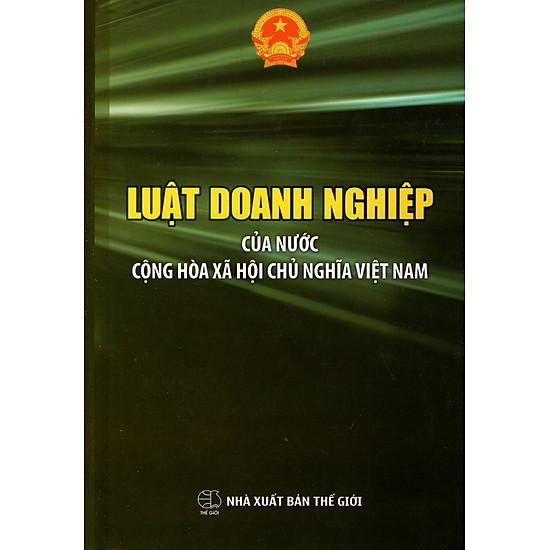 Luật Doanh Nghiệp Của Nước CHXHCN Việt Nam