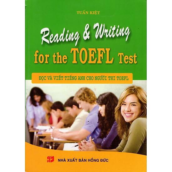 Reading & Writing For The Toefl Test