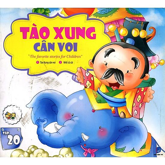 Những Câu Chuyện Trẻ Em Yêu Thích Nhất - Tào Xung Cân Voi - EBOOK/PDF/PRC/EPUB