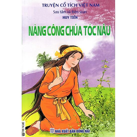 Truyện Cổ Tích Việt Nam – Nàng Công Chúa Tóc Nâu