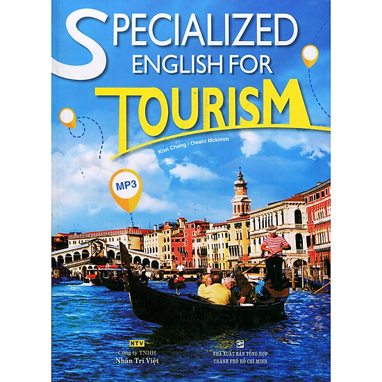 SPECIALIZED English For Tourims (Kèm CD)
