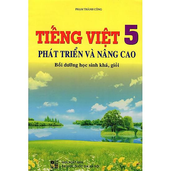 Tiếng Việt Phát Triển Và Nâng Cao Lớp 5
