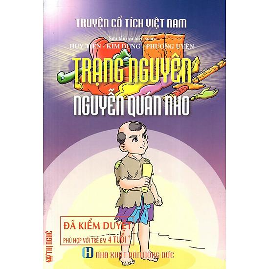 Truyện Cổ Tích Việt Nam - Trạng Nguyên Nguyễn Quán Nho