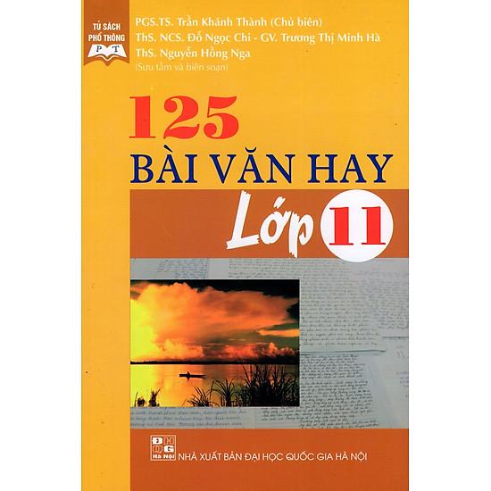 125 Bài Văn Hay Lớp 11