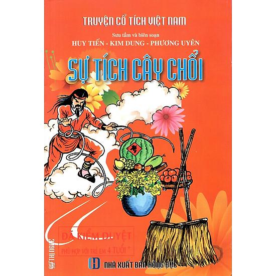 Truyện Cổ Tích Việt Nam – Sự Tích Cây Chổi