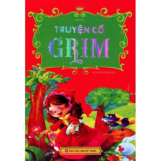 Truyện Cổ Grim (Tái Bản 2016)