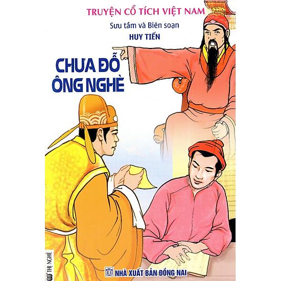 [Download sách] Truyện Cổ Tích Việt Nam - Chưa Đỗ Ông Nghè