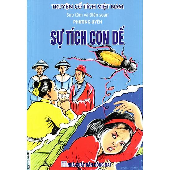Truyện Cổ Tích Việt Nam – Sự Tích Con Dế