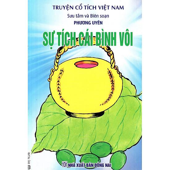 Truyện Cổ Tích Việt Nam – Sự Tích Cái Bình Vôi