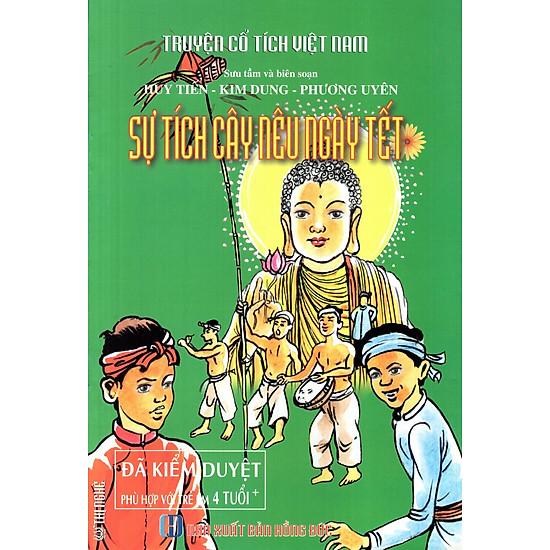 Truyện Cổ Tích Việt Nam - Sự Tích Cây Nêu Ngày Tết