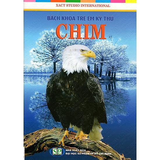 Bách Khoa Trẻ Em Kỳ Thú – Chim (45)