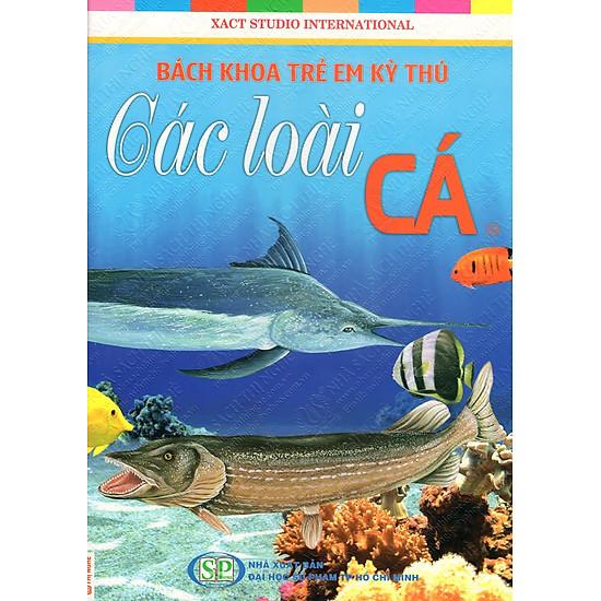 Bách Khoa Trẻ Em Kỳ Thú – Các Loài Cá (39)