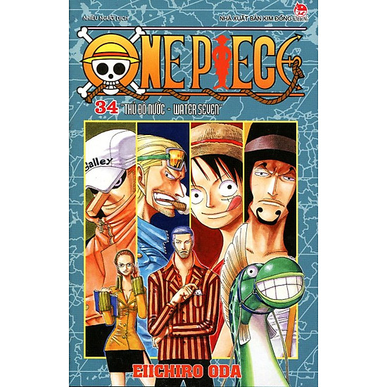 One Piece (Tập 34)