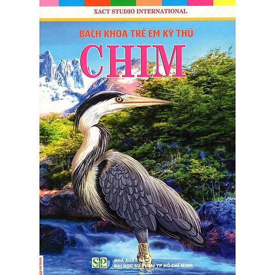 Bách Khoa Trẻ Em Kỳ Thú – Chim (46)