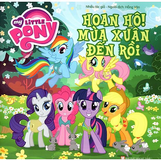 My Little Pony – Hoan Hô Mùa Xuân Đến Rồi