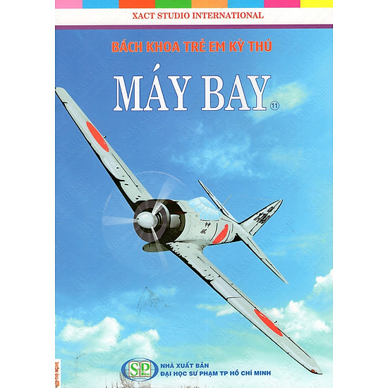 Bách Khoa Trẻ Em Kỳ Thú – Máy Bay (11)