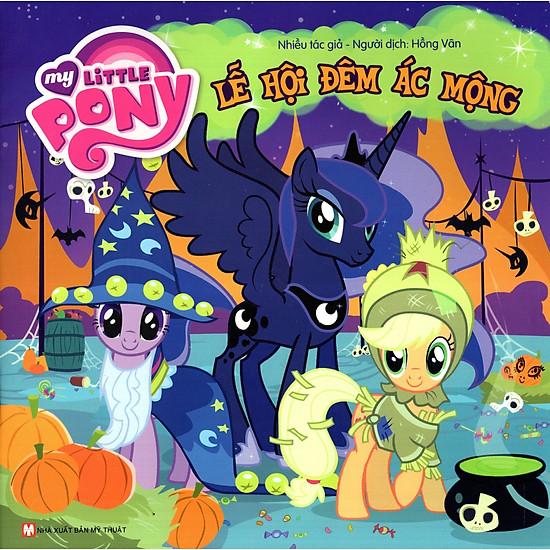My Little Pony – Lễ Hội Đêm Ác Mộng