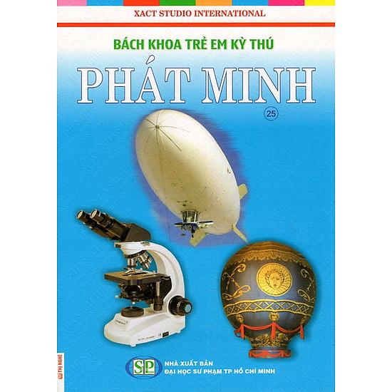 Bách Khoa Trẻ Em Kỳ Thú – Phát Minh (25)
