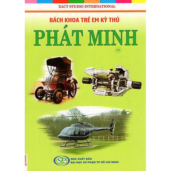 Bách Khoa Trẻ Em Kỳ Thú – Phát Minh (26)