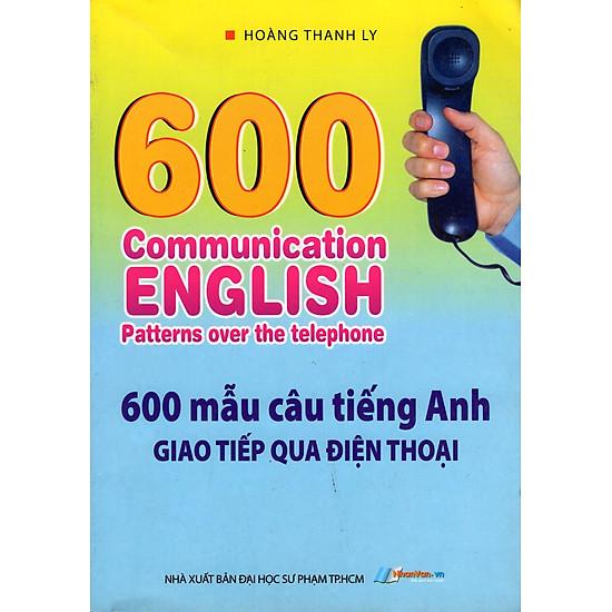600 Mẫu Câu Tiếng Anh Giao Tiếp Qua Điện Thoại