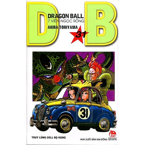 [Download sách] Dragon Ball - Tập 31