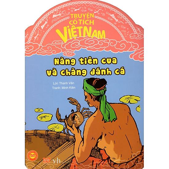 Truyện Cổ Tích Việt Nam - Nàng Tiên Cua Và Chàng Đánh Cá