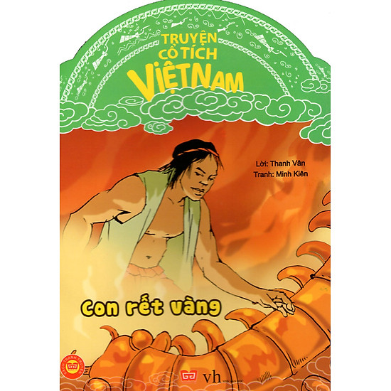 [Download Sách] Truyện Cổ Tích Việt Nam - Con Rết Vàng